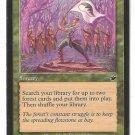 Skyshroud Claim NEAR MINT UNPLAYED (Magic the Gathering MTG Nemesis Card #117) Green Common for sale