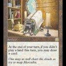 Mercadian Atlas (Magic MTG: Mercadian Masques Card #305) UNPLAYED Artifact RARE, for sale