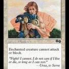 Pacifism (Magic MTG: Urza's Saga Card #27) White Common, for sale