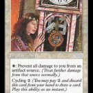 Rune of Protection: Artifacts (Magic MTG: Urza's Saga Card #35) UNPLAYED White Uncommon, for sale