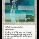 Shimmering Barrier - MINT (Magic MTG: Urza's Saga Card #50) UNPLAYED White Uncommon, for sale