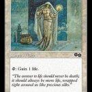 Silent Attendant (Magic MTG: Urza's Saga Card #51) White Common, for sale