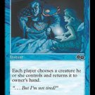 Curfew (Magic MTG: Urza's Saga Card #68) Blue Common, for sale