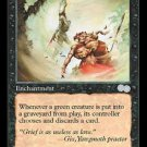 Bereavement - MINT (Magic MTG: Urza's Saga Card #117) UNPLAYED Black Uncommon, for sale
