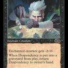 Despondency (MTG: Urza's Saga Card #129) Black Common, Magic the Gathering card for sale