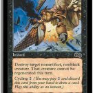 Expunge (MTG: Urza's Saga Card #135) Black Common, Magic the Gathering card for sale