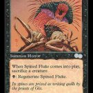 Spined Fluke - NEAR MINT+ (Magic MTG: Urza's Saga Card #160) UNPLAYED Black Uncommon, for sale