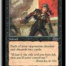 Unnerve (MTG: Urza's Saga Card #162) Black Common, Magic the Gathering card for sale