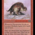 Dromosaur (MTG: Urza's Saga Card #182) Red Common, Magic the Gathering card for sale