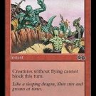 Falter (MTG: Urza's Saga Card #184) Red Common, Magic the Gathering card for sale