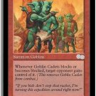 Goblin Cadets - NEAR MINT+ (Magic MTG: Urza's Saga Card #189) UNPLAYED Red Uncommon, for sale