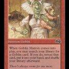 Goblin Matron x1 (4 Available) - NEAR MINT (Magic MTG Urza's Saga #191) UNPLAYED Red for sale
