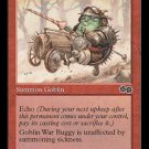 Goblin War Buggy (MTG: Urza's Saga Card #196) Red Common, Magic the Gathering card for sale