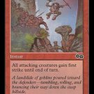 Headlong Rush (MTG: Urza's Saga Card #198) Red Common, Magic the Gathering card for sale