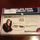 Serial ATA PCI Controller Card