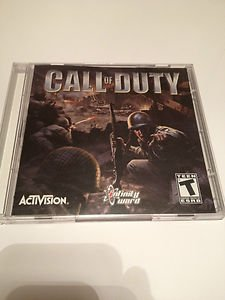 Call of Duty: United Offensive (Expansion Pack)  (PC, 2004) with CD Key