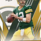 2014 Absolute Football Card #15 Aaron Rodgers