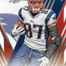 2014 Absolute Football Card #32 Rob Gronkowski