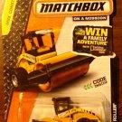 2014 Matchbox #16 Road Roller