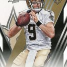 2014 Absolute Football Card #51 Drew Brees
