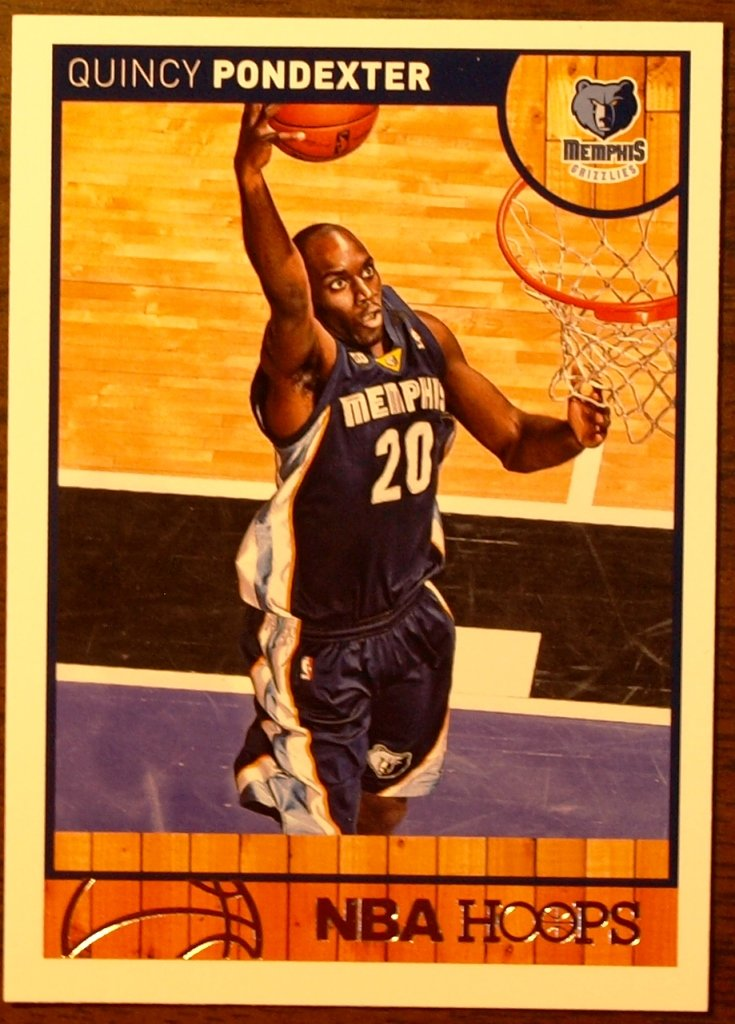2013-14 Panini Hoops #27 Quincy Poindexter