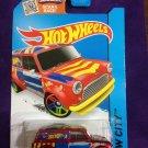 2015 Hot Wheels #27 67 Austin Mini Van