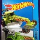 2015 Hot Wheels #10 Street Cleaver