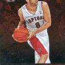 2012 Absolute Basketball Card #19 Jose Calderon