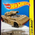 2015 Hot Wheels #87 Invader