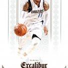 2014 Excalibur Basketball Card #5 Monta Ellis