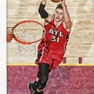 2015 Hoops Basketball Card #16 Mike Muscala
