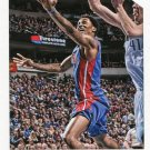 2015 Hoops Basketball Card #27 Brandon Jennings