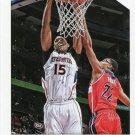 2015 Hoops Basketball Card #35 Al Horford