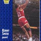 1991 Fleer Basketball Card #230 Kenny Smith