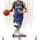 2014 Excalibur Basketball Card #154 Zach LaVine