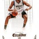 2014 Excalibur Basketball Card #164 Adreian Payne