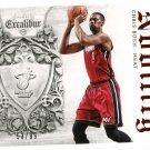 2014 Excalibur Basketball Card Nobility #15 Chris Bosh