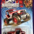 2015 Matchbox Jurassic World #11 MBX 4x4