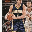 2015 Hoops Basketball Card #44 Luis Scola