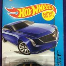 2015 Hot Wheels #25 Cadillac Elmiraj