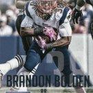 2015 Prestige Football Card #4 Brandon Bolden
