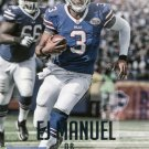 2015 Prestige Football Card #15 E J Manuel