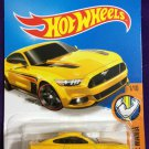 2016 Hot Wheels #121 2015 Ford Mustang GT