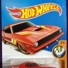 2016 Hot Wheels #125 70 Plymouth AAR  Cuda