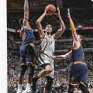 2015 Hoops Basketball Card #60 Tim Duncan