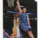 2015 Hoops Basketball Card #76 Nick Collison