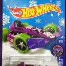 2016 Hot Wheels Snowflake #52 Arrow Dynamic