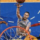 2015 Hoops Basketball Card #11 Evan Fournier