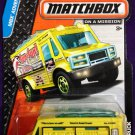 2015 Matchbox #9 Food Truck