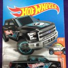 2016 Hot Wheels #141 15 Ford F-150 Black